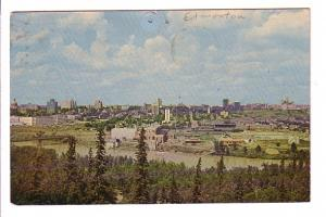 Skyline of Edmonton, Alberta, Provincial News, Photo Jack Bain