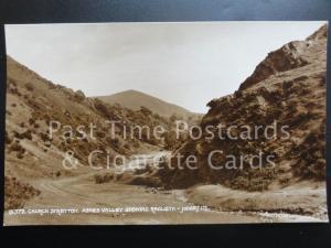 Church Stretton, Ashes Valley showing Ragleth RP c1933 Pub by Judges