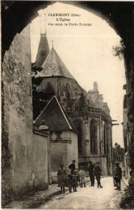 CPA CLERMONT L'Église (375662)