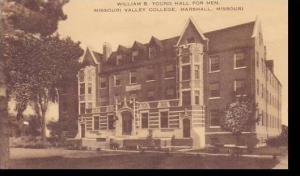 Missouri Marshall William B Young Hall For Men Missouri Valley College Artvue