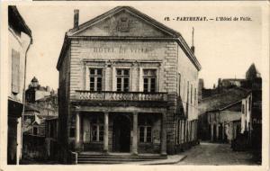 CPA PARTHENAY - L'Hotel de Ville (297441)