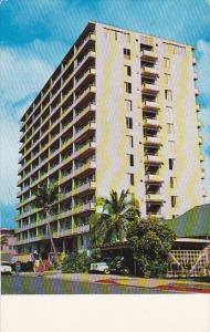 Hawaii Honolulu Rosalie Cooperative Apartments Waikiki Beach