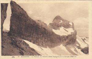 France Gavarnie La Breche de Roland et le Cirque
