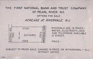The First National Bank And Trust Company Of Pearl River New York Dexsta Press