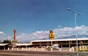 Arizona Safford Sandia Motel
