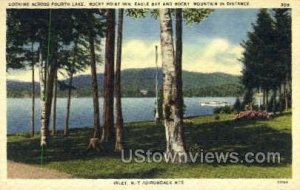 Fourth Lake in Inlet, New York