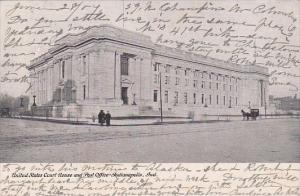 United State Court House And Post Office Indianapolis Indiana