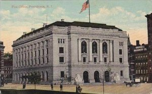 Rhode Island Providence Post Office 1915