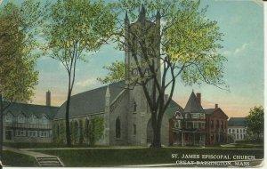 Great Barrington, Mass., St. James Episcopal Church