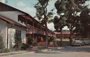 EXCELSIOR SPRINGS, Missouri, 1940-60s; The Monterey Motel