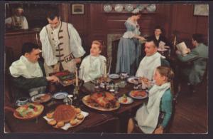 King's Arms Tavern,Williamsburg,VA Postcard BIN