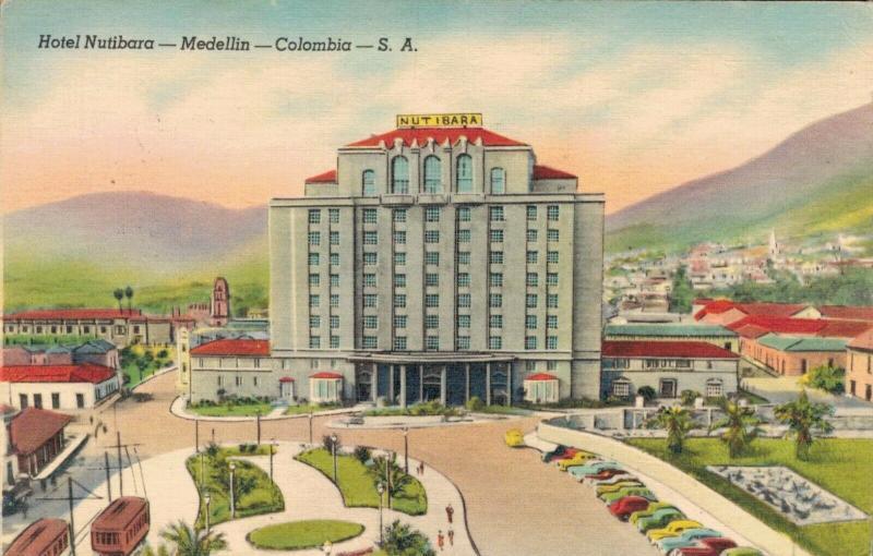 Hotel Nutibara Medellin Colombia S. A. 02.67