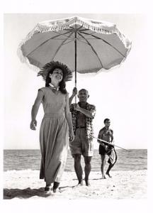 Postcard Francoise Gilot 1948, Painter, Critic & Best Selling Author #55429