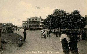 MA - Nahant. Bass Point House