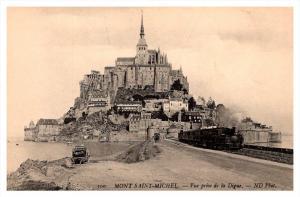 France Normandy  Mont Saint Michel