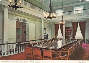 Canada Confederation Chamber Province House Charlottetown Prince Edward Island