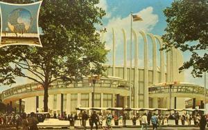 NY - New York World's Fair, 1964-65, The Ford Rotunda