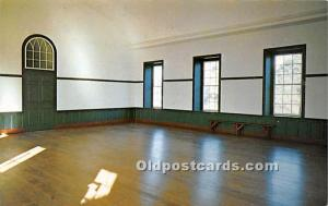 Meeting Room in the Center Family House 1824-1834 Pleasant Hill, KY , USA Unu...
