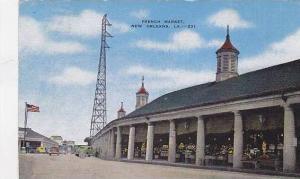 Louisiana New Orleans French Market