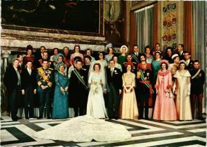 CPM Huwelijk van Prinses Beatrix en Prins Claus DUTCH ROYALTY (814966)