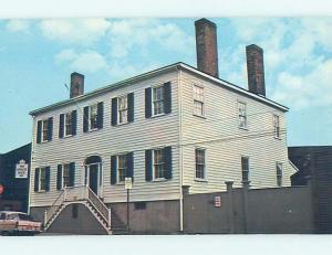 Unused Pre-1980 HISTORIC HOME St. John New Brunswick NB d0107