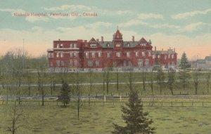 PETERBORO , Ontario , Canada , 1900-10s ; Nicholls Hospital