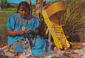 Apache Indian Bead Maker New Mexico