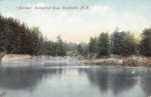 WOODSVILLE, New Hampshire, 1900-1910s; Narrows Connecticut River