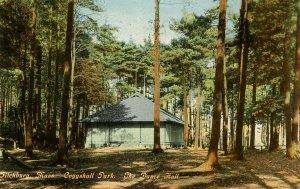 MA - Fitchburg. Coggshall Park, The Dance Hall