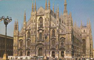Italy Milano The Cathedral