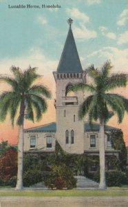 HONOLULU , Hawaii , 00-10s ; Lunalilo Home