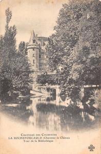 France Chateaux des Charentes, La Rochefoucauld (Charente) le Chateau Tour