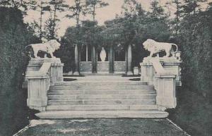 New Jersey Lakewood Pezgola And Lion Stairway Georgian Conri College Albertype