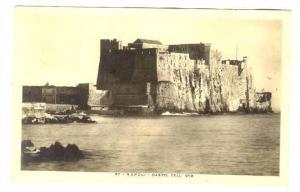 RP: Napoli - Castel Dell'Ovo , ITALY , 00-10s