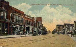 Broadway Lorain OH 1915