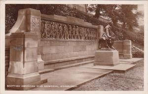 RP: Scottish American War Memorial , EDINBURGH , Scotland , PU-1931
