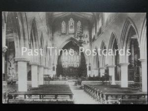 c1903 - Wotton-under-Edge Church, Nave