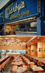 Florida Miami Beach New Darby's Restaurant