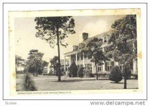 Ocean-Forest Country Club, Myrtle Beach, South Carolina, 20-40s