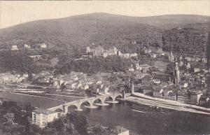Germany Heidelberg Vom Philosophenweg