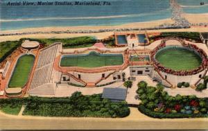 Florida Marineland Aerial View Of Marine Studios