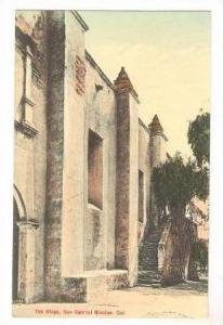The Steps, San Gabriel Mission, California, 00-10s