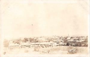 Panama City Panama View from Ancon Hill Real Photo Antique Postcard (J34701)