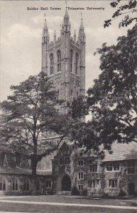 Holder Hall Tower Princeton University Princeton New Jersey Albertype