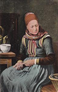 Woman portrait, Denmark , 00-10s