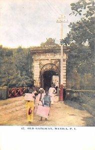 Old Gateway Manila Philippines Unused