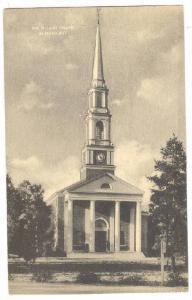 The Village Chapel, Pinehurst, North Carolina, 1900-1910s