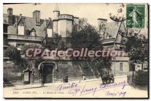 Old Postcard The Paris Musee De Cluny