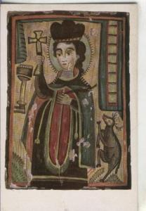 Postal 000130: Saint from Old Spanish Southwest