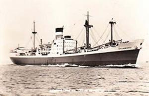 Ellerman Newcastle Ship Boat RPC Real Photo Postcard
